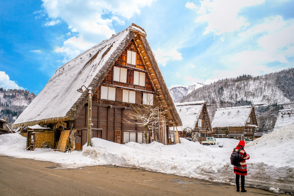 Traditional Homes From 8 Different Countries